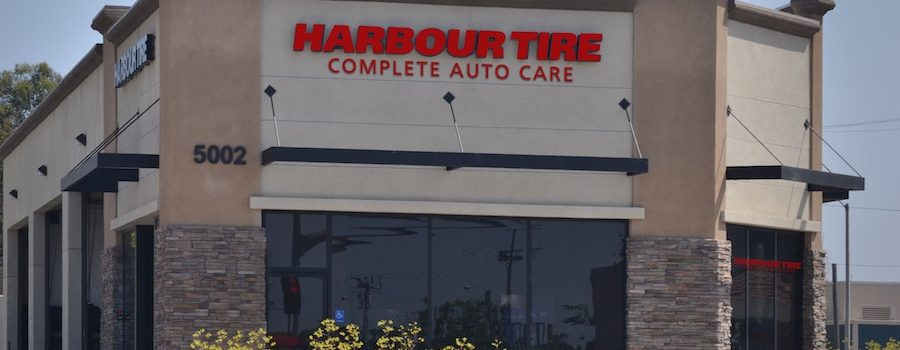 Harbour Tire Huntington Beach, Ca