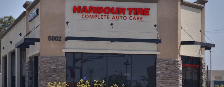 Harbour Tire Huntington Beach, Ca